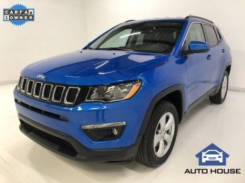 2019 Jeep Compass for sale at Auto House Phoenix in Peoria AZ