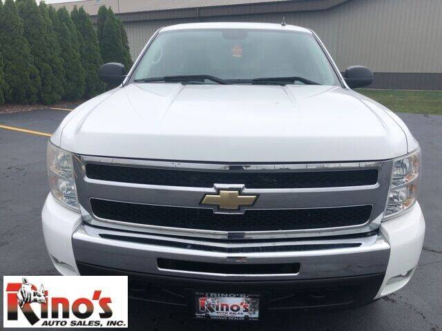 2009 Chevrolet Silverado 1500 for sale at Rino's Auto Sales in Celina OH