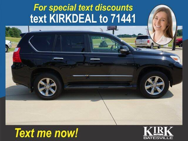 2013 Lexus GX 460 for sale at Kirk Brothers Batesville in Batesville MS