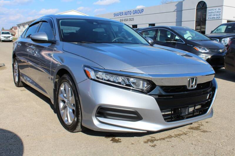 2018 Honda Accord for sale at SHAFER AUTO GROUP in Columbus OH