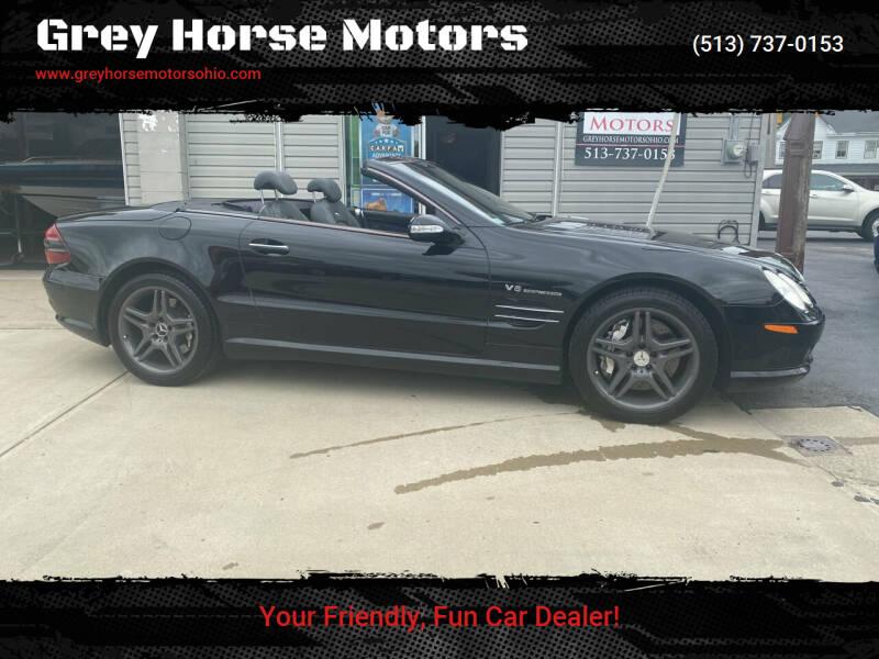 2003 Mercedes-Benz SL-Class for sale at Grey Horse Motors in Hamilton OH