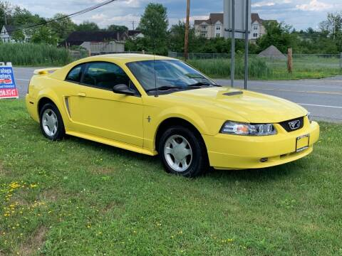 2001 Ford Mustang for sale at Saratoga Motors in Gansevoort NY