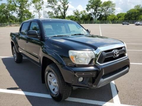 2014 Toyota Tacoma for sale at CON ALVARO ¡TODOS CALIFICAN!™ in Columbia TN
