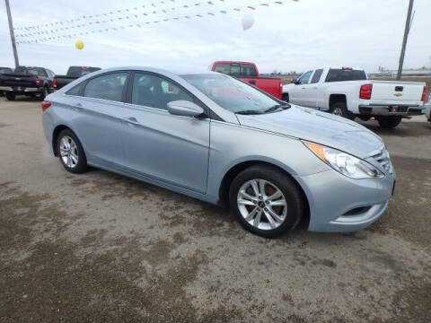 2013 Hyundai Sonata for sale at BLACKWELL MOTORS INC in Farmington MO