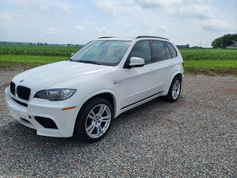 2011 BMW X5 M for sale at Shinkles Auto Sales & Garage in Spencer WI