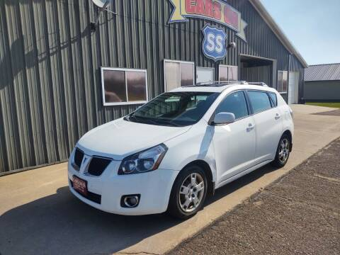2009 Pontiac Vibe for sale at CARS ON SS in Rice Lake WI