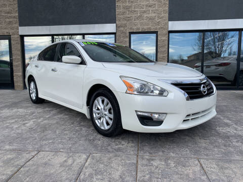 2014 Nissan Altima for sale at Berge Auto in Orem UT