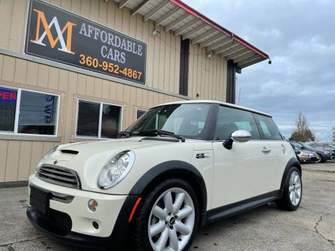 2005 MINI Cooper for sale at M & A Affordable Cars in Vancouver WA