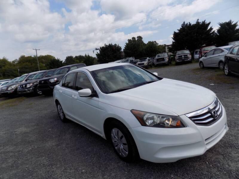 2011 Honda Accord for sale at PERUVIAN MOTORS SALES in Warrenton VA