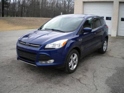 2013 Ford Escape for sale at Route 111 Auto Sales in Hampstead NH