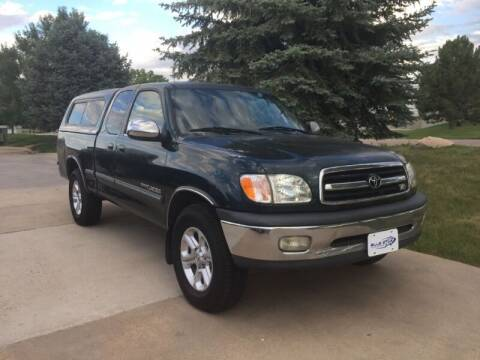 2001 Toyota Tundra for sale at Tobias of Blue Star Auto Group in Frederick CO