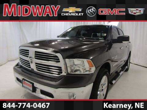 2018 RAM Ram Pickup 1500 for sale at Midway Auto Outlet in Kearney NE
