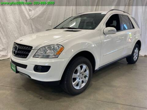 2006 Mercedes-Benz M-Class for sale at Green Light Auto Sales LLC in Bethany CT