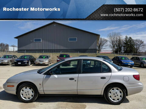 2000 Saturn S-Series for sale at Rochester Motorworks in Rochester MN
