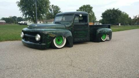 1952 Ford F-100 for sale at Haggle Me Classics in Hobart IN