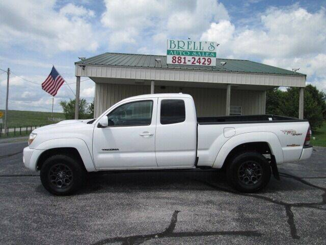 2009 Toyota Tacoma for sale at Brells Auto Sales in Rogersville MO