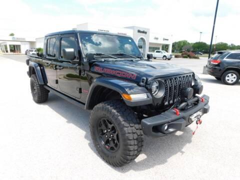 2020 Jeep Gladiator for sale at Stanley Chrysler Dodge Jeep Ram Gatesville in Gatesville TX