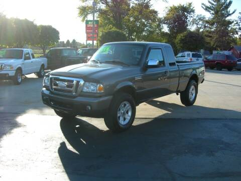 2006 Ford Ranger for sale at The Auto Specialist Inc. in Des Moines IA