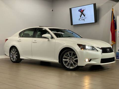 2015 Lexus GS 350 for sale at TX Auto Group in Houston TX