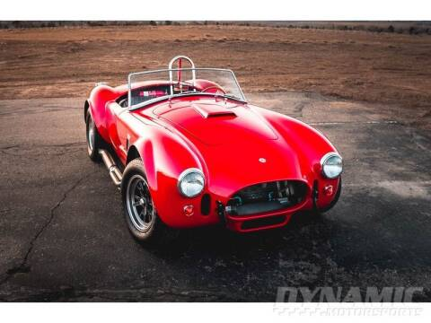 1965 Shelby CSX 4000 for sale at SW Dynamic Motorsports in Garland TX