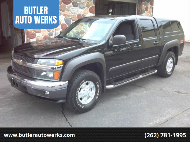2006 Chevrolet Colorado for sale at BUTLER AUTO WERKS in Butler WI