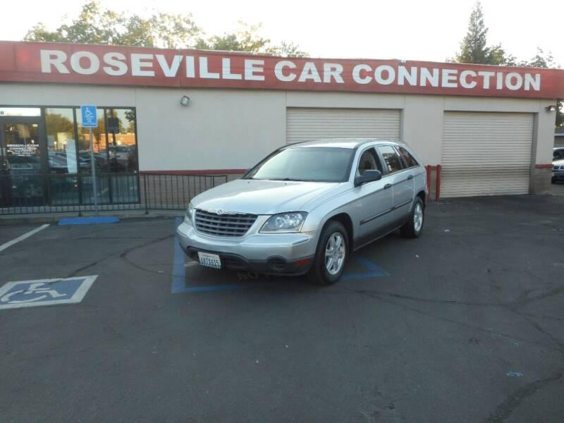 2005 Chrysler Pacifica for sale at ROSEVILLE CAR CONNECTION in Roseville CA