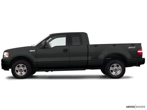 2004 Ford F-150 for sale at Jamerson Auto Sales in Anderson IN