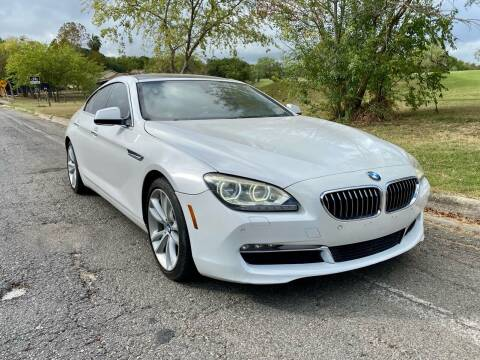 2013 BMW 6 Series for sale at Texas Auto Trade Center in San Antonio TX