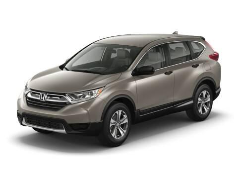 2017 Honda CR-V for sale at BASNEY HONDA in Mishawaka IN