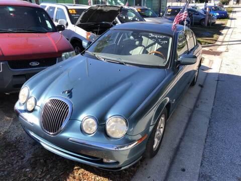 2001 Jaguar S-Type for sale at Castagna Auto Sales LLC in Saint Augustine FL