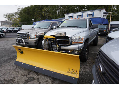 2006 Dodge Ram Pickup 2500 for sale at Scheuer Motor Sales INC in Elmwood Park NJ