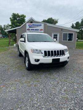 2012 Jeep Grand Cherokee for sale at ROUTE 11 MOTOR SPORTS in Central Square NY