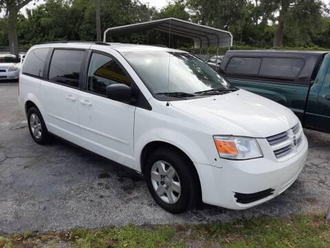 2009 Dodge Grand Caravan for sale at Easy Credit Auto Sales in Cocoa FL