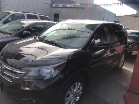 2012 Honda CR-V for sale at Excelsior Motors , Inc in San Francisco CA