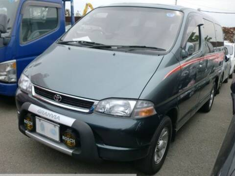 1996 Toyota Granvia for sale at JDM Car & Motorcycle LLC in Seattle WA