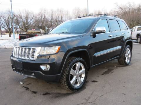 2013 Jeep Grand Cherokee for sale at Low Cost Cars North in Whitehall OH