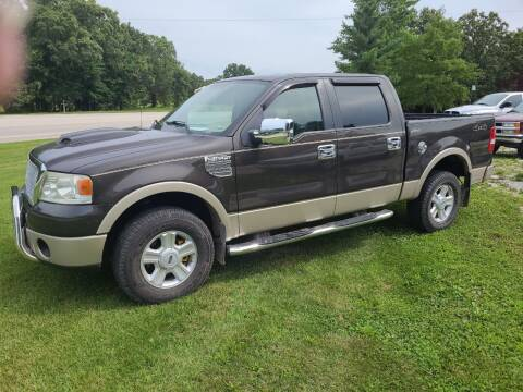 2007 Ford F-150 for sale at Moulder's Auto Sales in Macks Creek MO