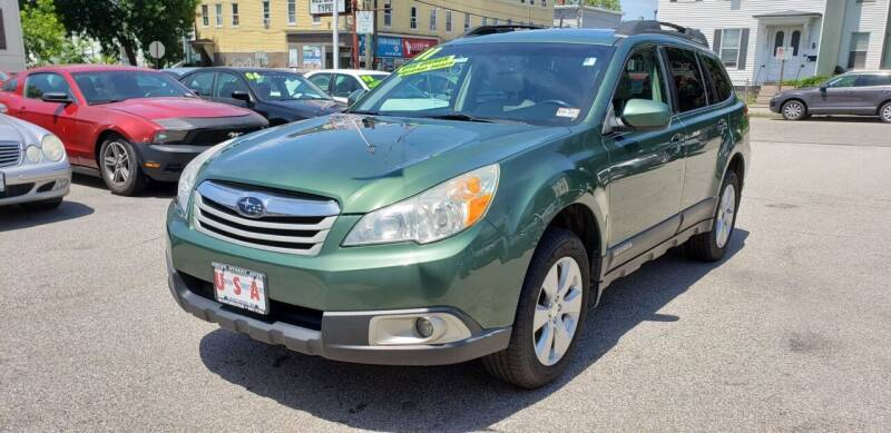 2011 Subaru Outback for sale at Union Street Auto in Manchester NH
