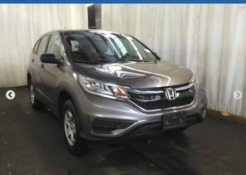 2015 Honda CR-V for sale at Earley Enterprises in Overland Park KS