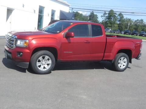 2016 GMC Canyon for sale at Price Auto Sales 2 in Concord NH
