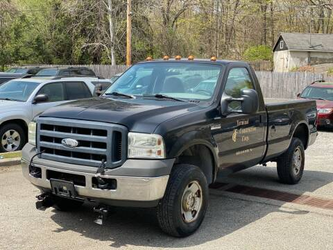 2006 Ford F-250 Super Duty for sale at AMA Auto Sales LLC in Ringwood NJ