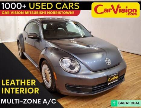 2015 Volkswagen Beetle for sale at Car Vision Buying Center in Norristown PA