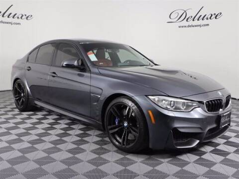 2017 BMW M3 for sale at DeluxeNJ.com in Linden NJ