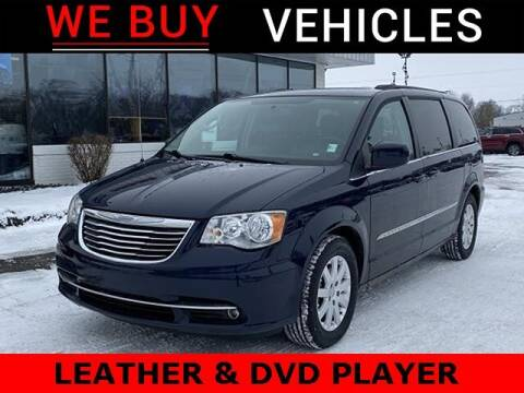 2015 Chrysler Town and Country for sale at Vicksburg Chrysler Dodge Jeep Ram in Vicksburg MI
