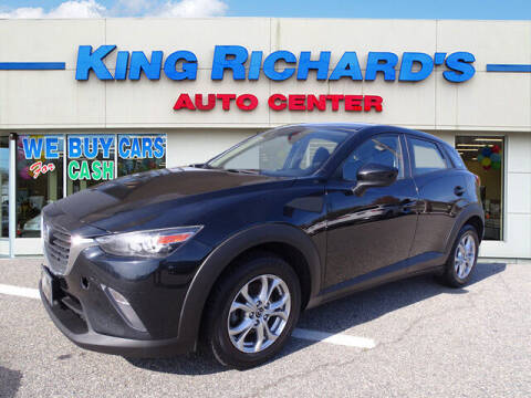 2016 Mazda CX-3 for sale at KING RICHARDS AUTO CENTER in East Providence RI