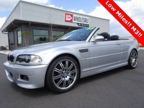 2003 BMW M3 for sale at Wholesale Direct in Wilmington NC