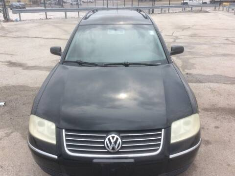 2003 Volkswagen Passat for sale at Luxury Cars Xchange in Lockport IL