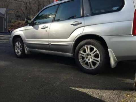 2004 Subaru Forester for sale at Street Dreams Auto Inc. in Highland Falls NY