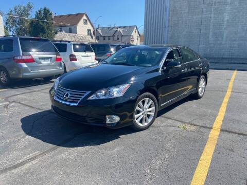 2012 Lexus ES 350 for sale at Fine Auto Sales in Cudahy WI