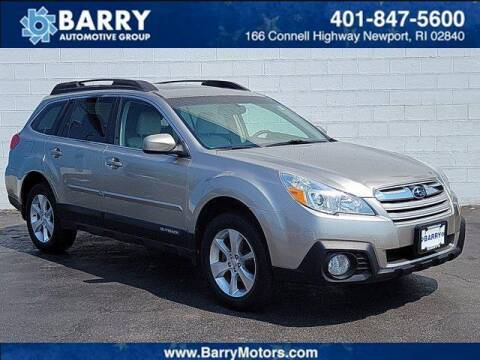 2014 Subaru Outback for sale at BARRYS Auto Group Inc in Newport RI